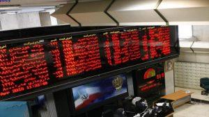 رشد 21 واحدی شاخص فرابورس ایران