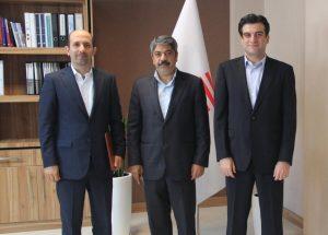 حسینی مقدم مدیر عامل تامین سرمایه بانک ملت شد