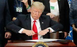 ترامپ خواهان نرخ بهره منفی در آمریکا شد